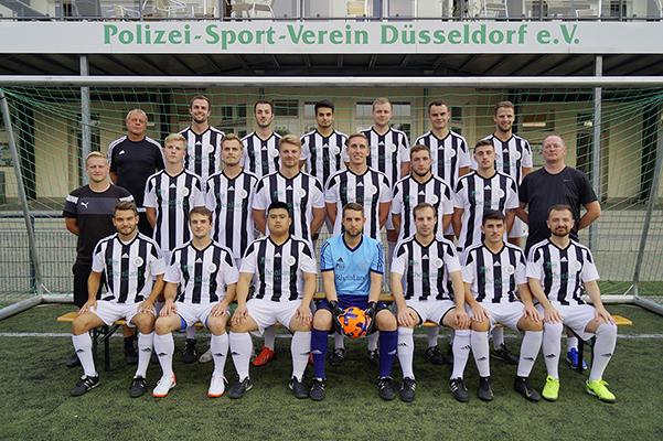 1. Mannschaft Polizei-Sport-Verein Düsseldorf e.V.