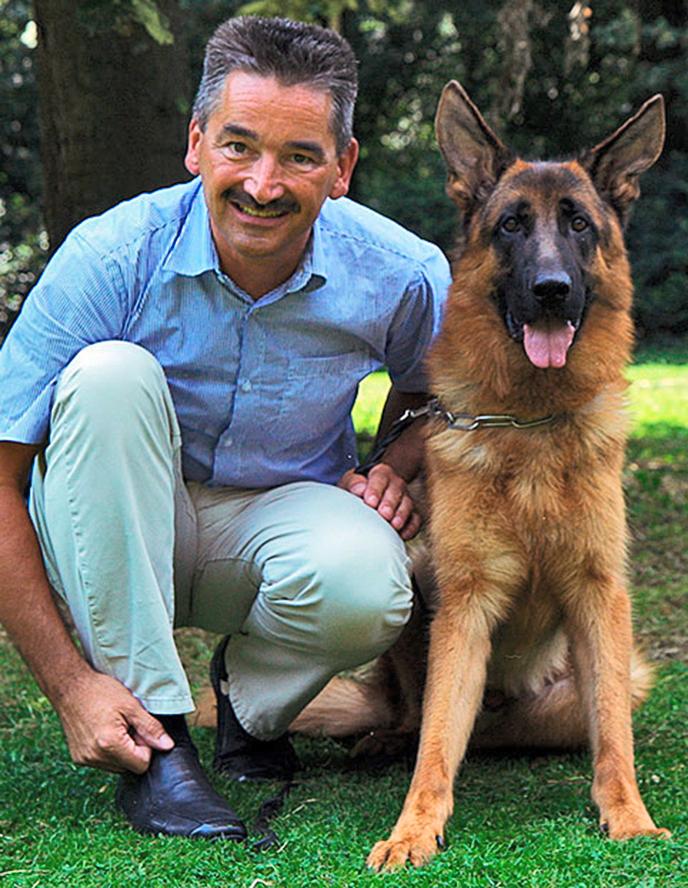 Frank Machan Hundesport Polizei-Sport-Verein Düsseldorf e.V.