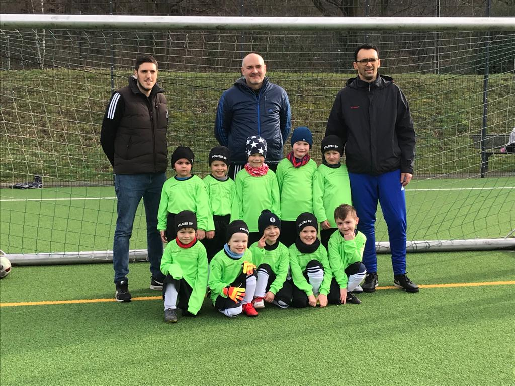 Bambini 2 (G2) Jahrgang 2014 Polizei-Sport-Verein Düsseldorf e.V.