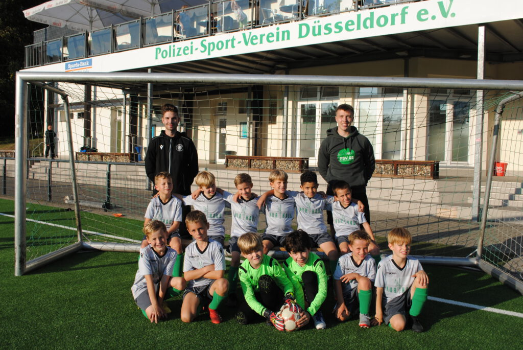 F1 Jahrgang 2012 Polizei-Sport-Verein Düsseldorf e.V.