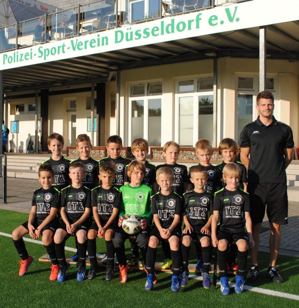 F2 Jahrgang 2013 Polizei-Sport-Verein Düsseldorf e.V.