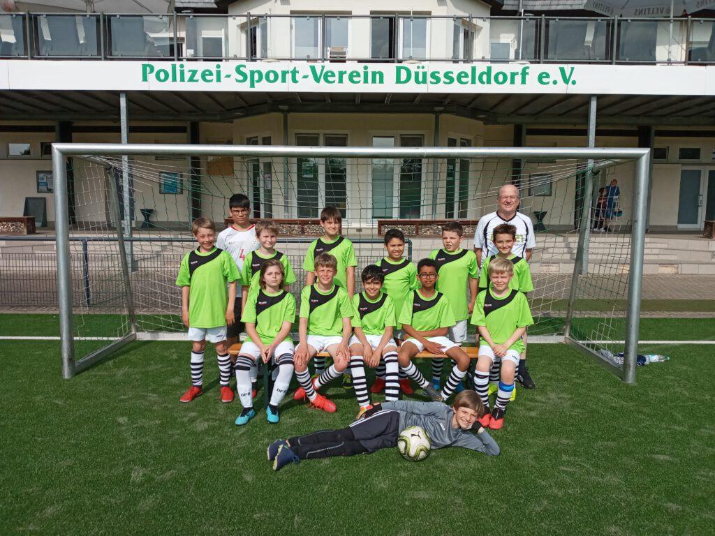D2 Jahrgang 2010 Polizei-Sport-Verein Düsseldorf e.V.